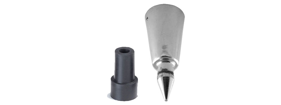 Polished Stainless Ferrule (chrome)