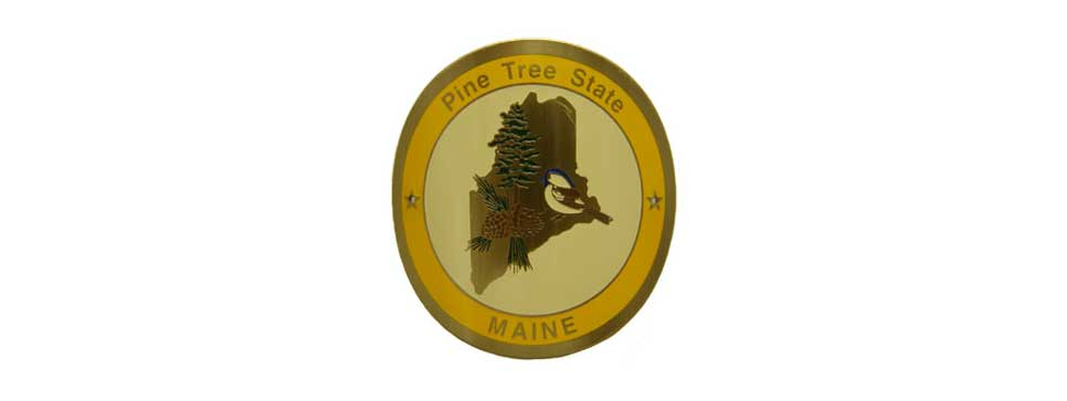 Maine Medallion