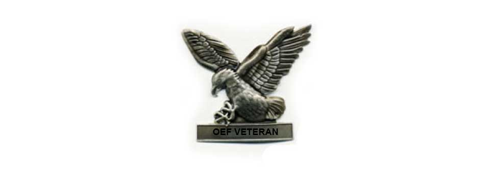 Operation Enduring Freedom Medallion