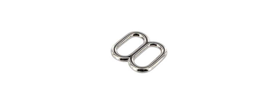 Double Loop Chrome  Adjuster