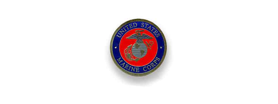 U.S. Marines Medallion