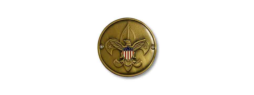 Boy Scouts of America Medallion