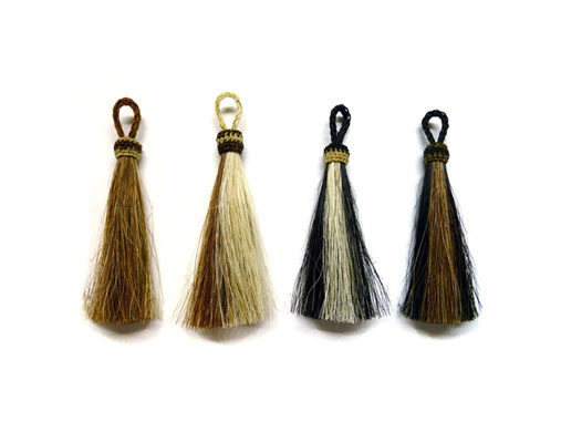 Single Mixed Color Tassels