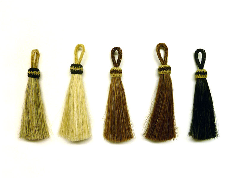 Single Solid Color Tassels